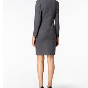 Anne Klein Other - Anne Klein Slit Pocket Pencil Skirt Suit